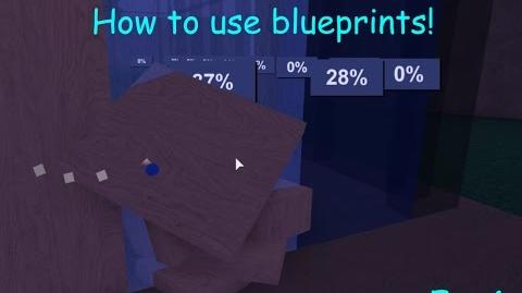 How to use Blueprints - Lumber Tycoon 2 - Roblox
