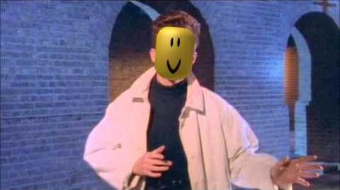 Never gonna give you uuhhhp