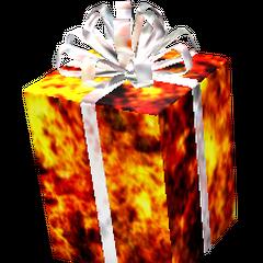Fiery Gift of Lumber