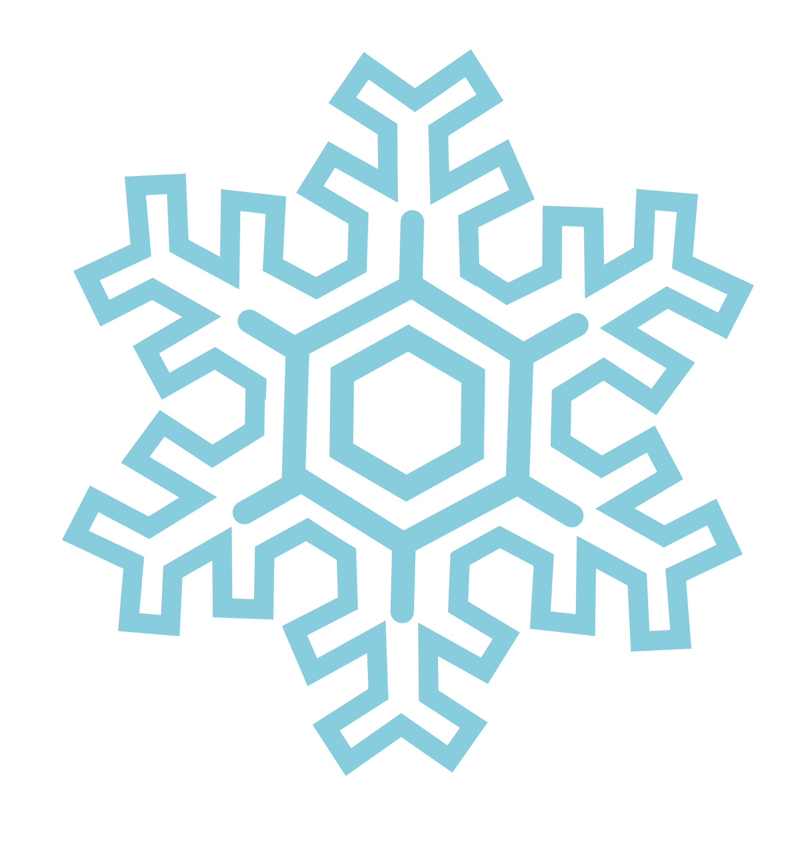 image ice clipart snowflake 14 png lumber tycoon 2 wikia rh lumber tycoon 2 wikia com clip art snowflakes black and white clip art snowflake images