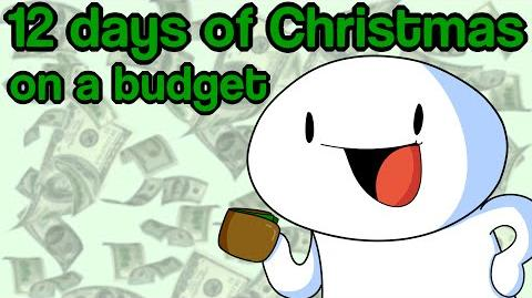 12 Days of Christmas On A Budget