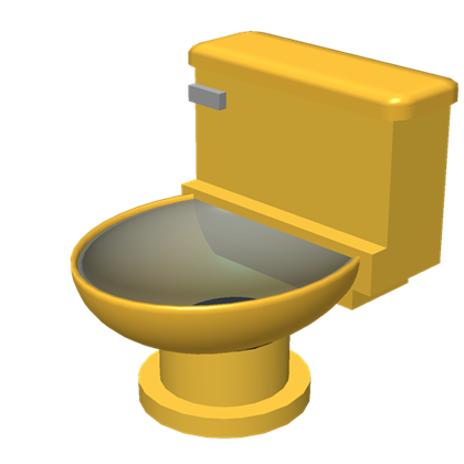 Fabulous Golden Toilet Lumber Tycoon 2 Wikia Fandom Powered By Wikia Inzonedesignstudio Interior Chair Design Inzonedesignstudiocom
