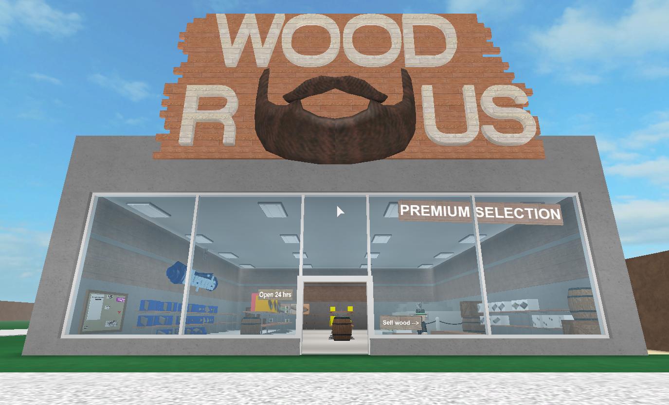 Wood R Us Lumber Tycoon 2 Wikia Fandom Powered By Wikia