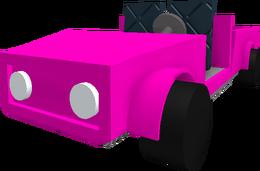 PinkCar