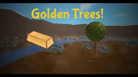 Video - ROBLOX Lumber Tycoon 2 - How to get Golden Trees! | Lumber