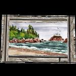 Outdoor Watercolor Sketch
