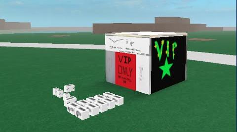 Video - A VIP ROOM IN ROBLOX LUMBER TYCOON 2!!!! (not a VIP