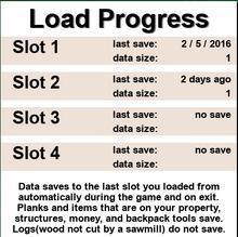 Load Progress