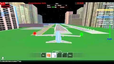 Dynamic Flight Simulator Gameplay 1