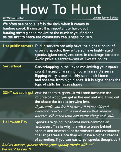 User Blog Trainsparency 2019 Spook And Sinister Hunting Thread