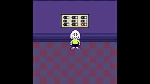 Asriel rides an elevator (UnderTale Remix)