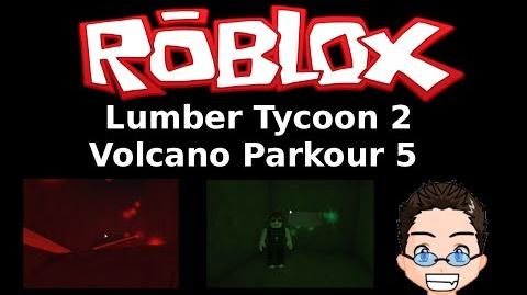 Roblox - Lumber Tycoon 2 - Volcano Parkour 5 (live on twitch)