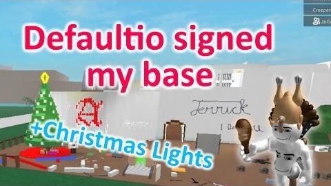 Defaultio Signed My Base!-Let's Play LT2 Episode 2