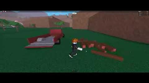 Roblox Lumber Tycoon 2 - Auto load unload Hauler