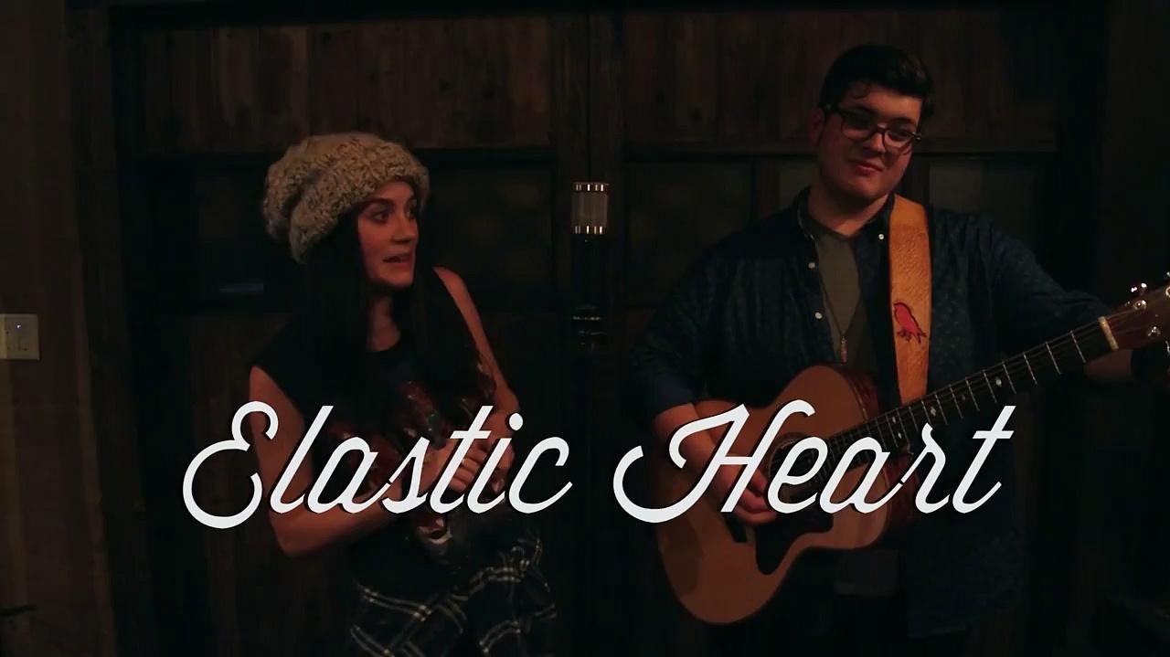 Azalee Sage Elastic Heart
