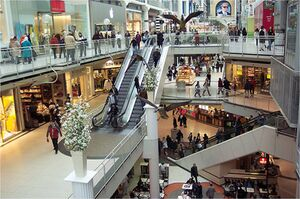 Mall of barfield