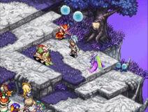 Dino beats Felicia at the Boundary