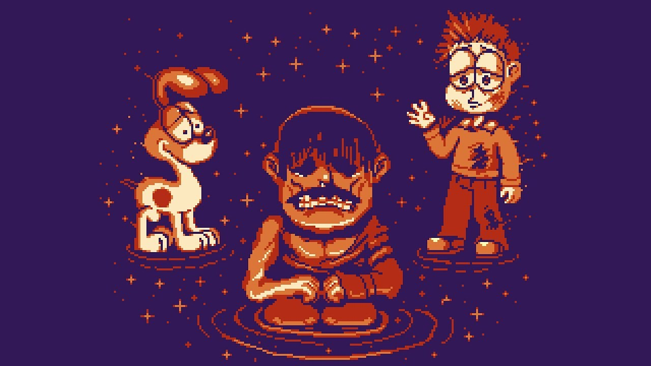 Garfield Gameboy D Credits Song Lumpedia Wiki Fandom