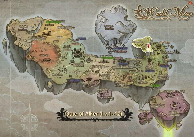 World Map (2)