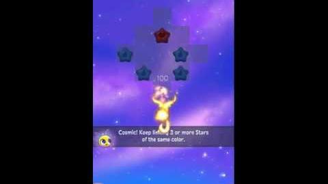 Luna Light Saga Level 1