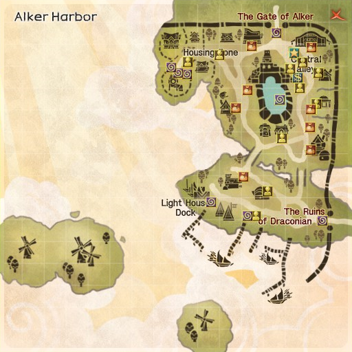 Alker Harbor