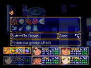 Butterfly Dance Menu