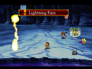 Lightning Rain Eternal Blue Complete