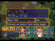 Magic Seal Menu