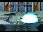 Atomic Burn 2 Eternal Blue