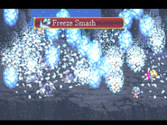 Freeze Smash Eternal Blue Complete