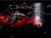 Blue Star Prayer Eternal Blue