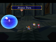 Atomic Burn Eternal Blue