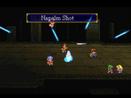 Napalm Shot Eternal Blue