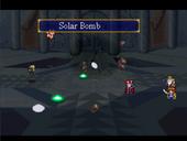 Solar Bomb Eternal Blue