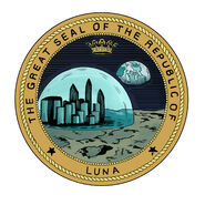 Lunar Republic Seal