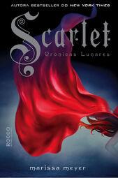 Scarlet Cover Brazil
