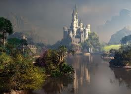 Lunar castle