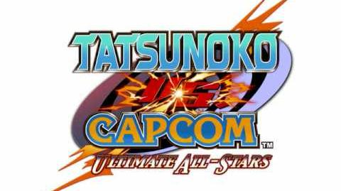 Tatsunoko vs. Capcom Ultimate All-Stars Music -- Gesellschaft (Clear Skies)
