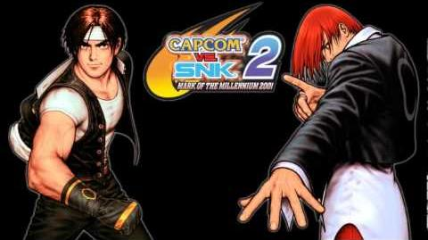 Capcom vs. SNK 2 OST - Staff Roll