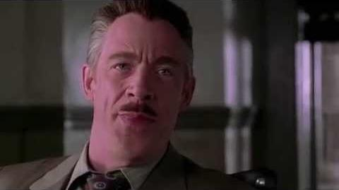 Jonah Jameson - You Serious ? Spiderman