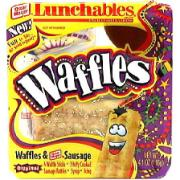 Lunchables Waffles