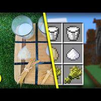 Minecraft Crafting Recipes In Real Life Lunch Club Wiki Fandom