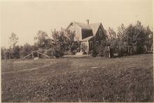 Anna & Victor Johnson farm