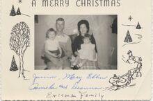 Erisman Christmas Card