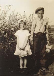 Clarice and Warren Johnson