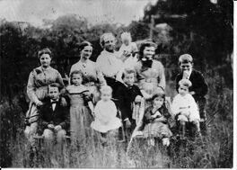 Sheldon Perkins Smith family