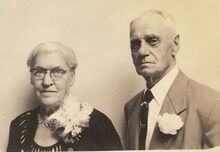 Anna & Victor Johnson
