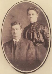 Alma & Ben Martinson