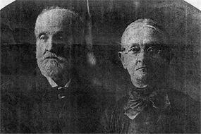 Sheldon Perkins Smith & Frances Elizabeth (Bell) Smith