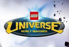 LEGO Universe Newly Imagined